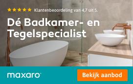 Maxaro Badkamer- en Tegelspecialist